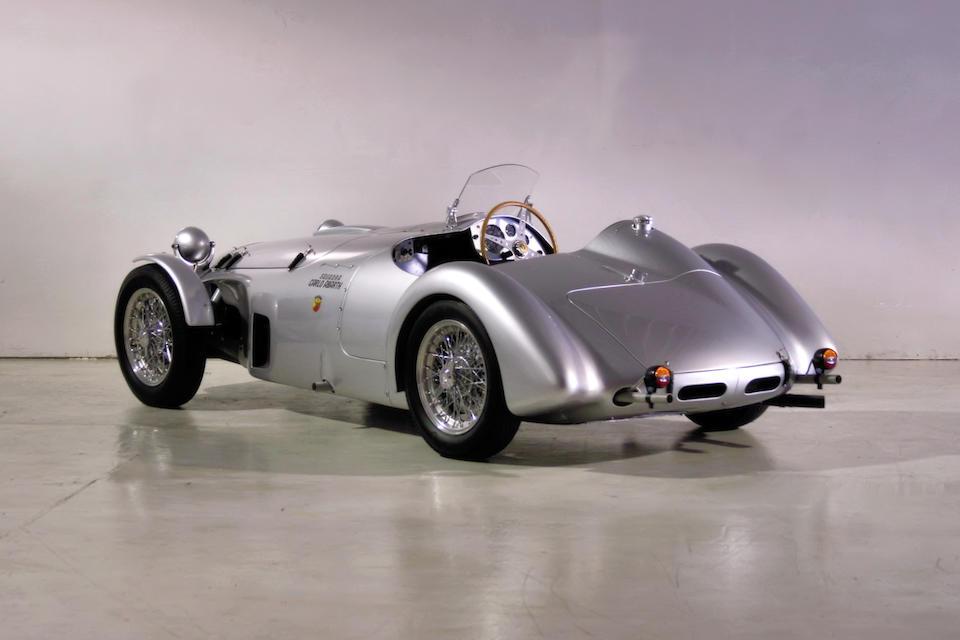 1950 Cisitalia Abarth 204 #7  Chassis no. 07