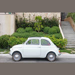 1967 Fiat 500 Cinquecento Coupe  Chassis no. 1612935 Engine no. 110F.000 1716376