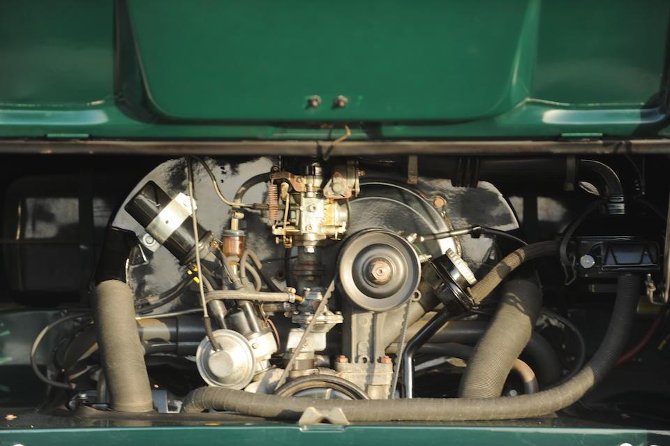 1966 Volkswagon 21-Window Microbus  Chassis no. 246100364