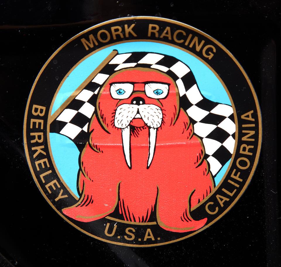 1970 BSA Rocket 3 Rob North Factory Road Racer