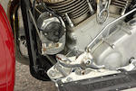 1937 Crocker 'Big Tank' V-Twin Engine no. 37-61-25