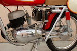 1957 Moto Islo 175cc Grand Sport Frame no. 09028 Engine no. 09028