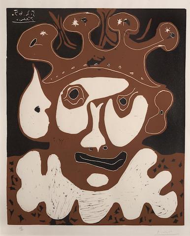 Pablo Picasso (1881-1973); Carnaval;