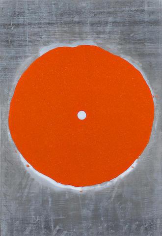 Donald Sultan (born 1951); Sand Trumpet;