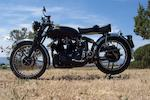 1952 Vincent Black Shadow  Chassis no. RC10581 BC Engine no. F10AB/1B/8681