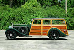 1930 Rolls-Royce Phantom II Shooting Brake  Chassis no. 67XJ Engine no. WK55
