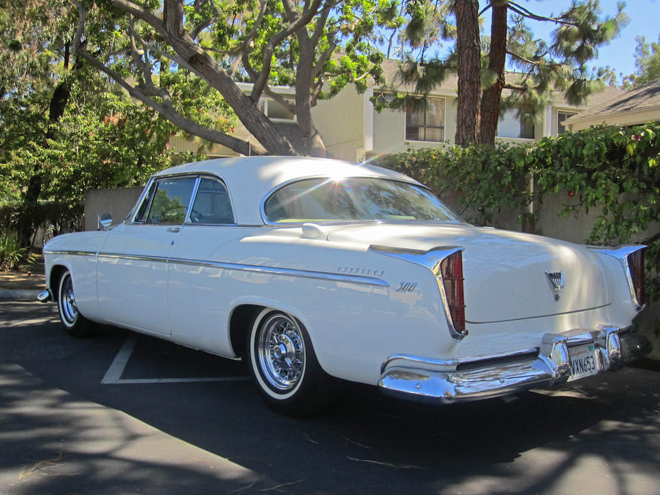 1955 Chrysler C-300  Chassis no. 3N552088