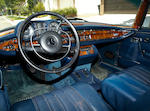 1971 Mercedes-Benz 280SE Cabriolet 3.5  Chassis no. 003206