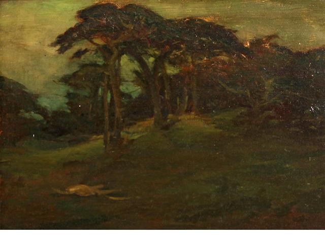 Charles Dickman, Landscape
