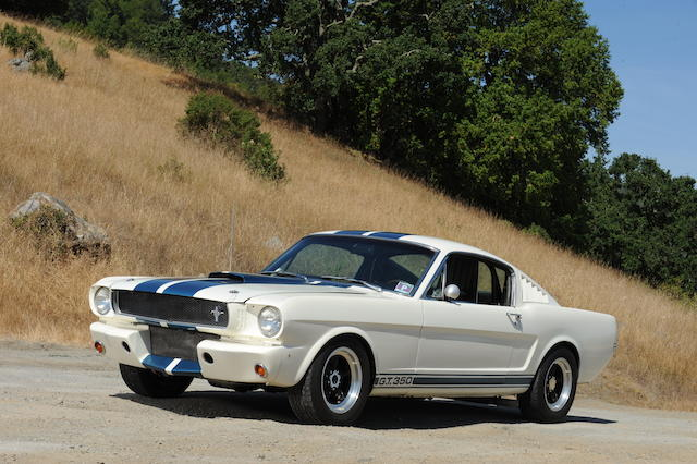 1965 Ford Mustang Shelby GT350R Replica  Chassis no. 5T09A154372