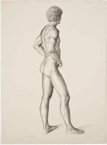 Claudio Bravo, Desnudo, 1983