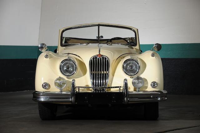1956 Jaguar XK140 Drophead Convertible  Chassis no. S817679 Engine no. G4475-8S