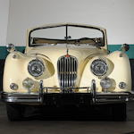 1956 Jaguar  140 Drophead Convertible  Chassis no. S817679