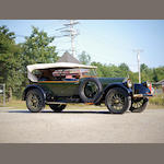 1916 Pierce-Arrow 48 Phaeton  Chassis no. 14727 Engine no. B4 3160