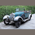 Formerly the property of HRH The Prince of Wales,1923 Rolls-Royce 20hp Barker divisioned Convertible  Chassis no. GA 14 Engine no. G562