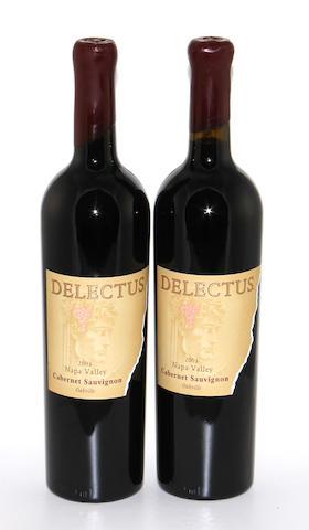 Delectus Cabernet Sauvignon 2003 (12)