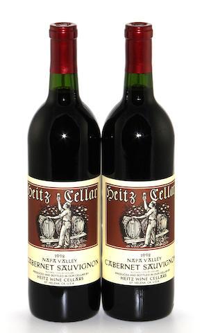 Heitz Cellars Cabernet Sauvignon 1998 (11)