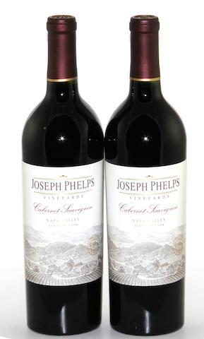 Joseph Phelps Cabernet Sauvignon 1998 (12)