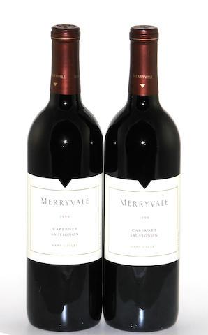 Merryvale Cabernet Sauvignon 1999 (12)