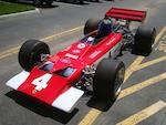 The Ex-Mario Andretti, George Follmer, St. Jovite and Mid-Ohio 1970 winner,1969 Lotus 70 Formula 5000 Single Seater  Chassis no. 1