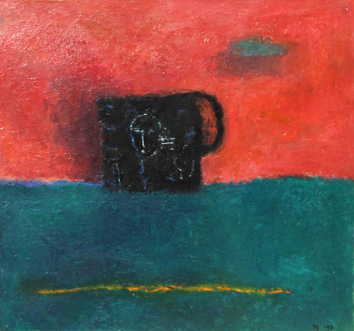 Pia Stern (American, born 1953) Untitled (Cup), 1997 22 1/2 x 23 3/4in