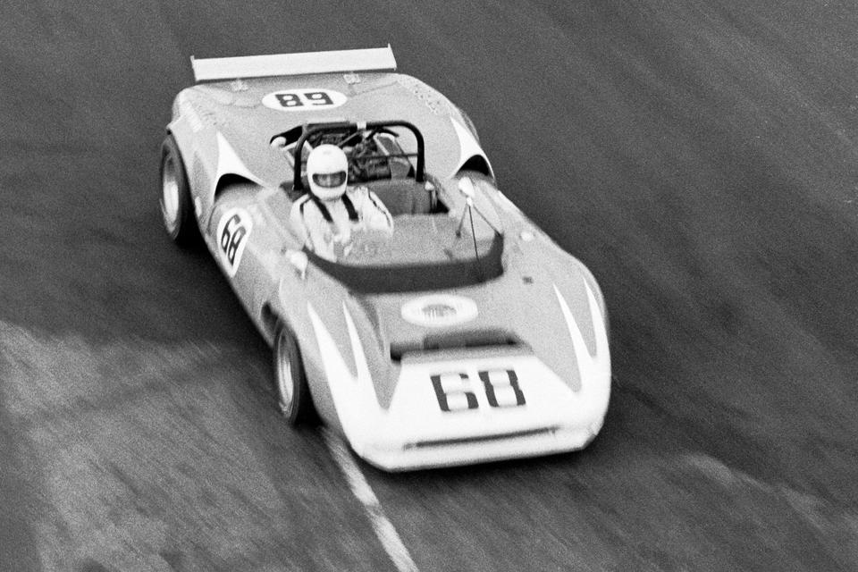 The ex-Mecom/'Simoniz Racing'/Ron Grable,1966 Lola T70 MkII GT Coupe  Chassis no. SL71/39