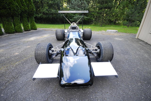 1969 McLaren M10A F5000  Chassis no. 300-09