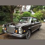 In the same ownership since 1986,1971 Mercedes-Benz 280SE 3.5  Chassis no. 111027 12 002687 Engine no. 118980 12 002396