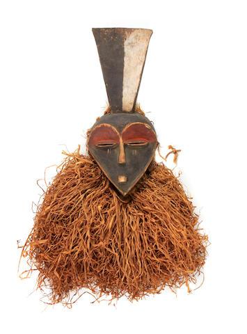 A Ba Pende mask