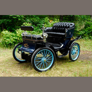 1901 De Dion Bouton 4 1/2hp Motorette  Chassis no. 159 Engine no. 5638