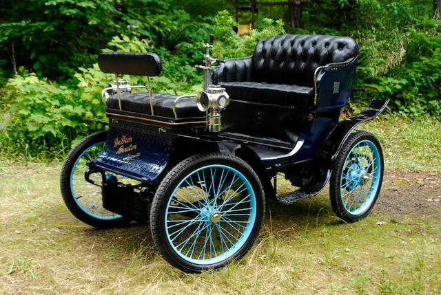 1901 De Dion-Bouton 4 ½hp Motorette  Chassis no. 159 Engine no. 5638