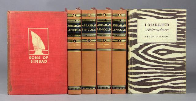 CUYLER, THEODORE L. 25 vols.