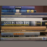 A collection of European marque titles,