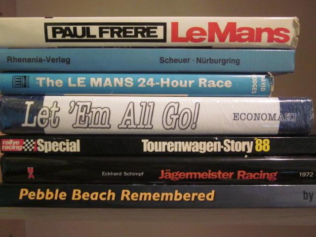 A mixed a lot of motorsport titles,