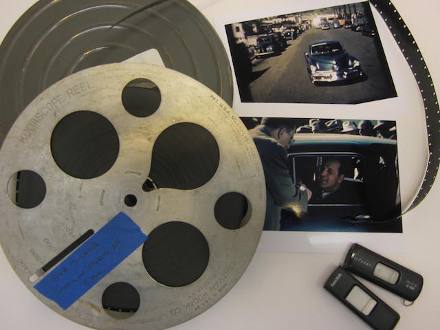 A 16mm Tucker promotional film, 1948,
