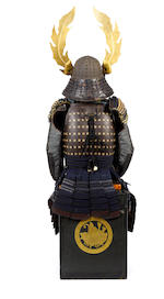 A hishitoji do tosei gusoku armour Mid-late Edo Period, 18th/19th century