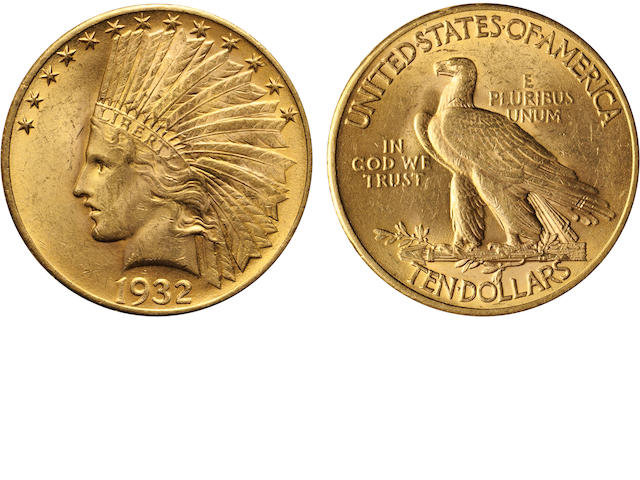 1932 $10