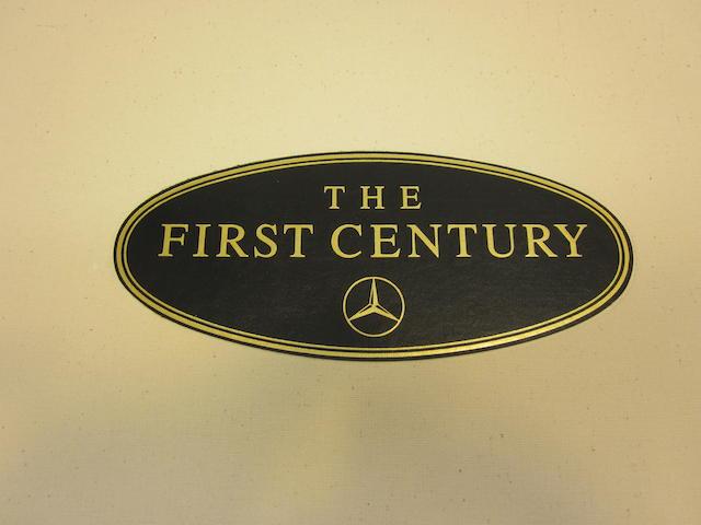Ken Dallison: The First Century - Portraits in Celebration of the Daimler-Benz Centennial, 1886-1996,
