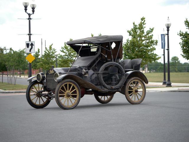 1913 Metz Series 22 Runabout  Engine no. 22684