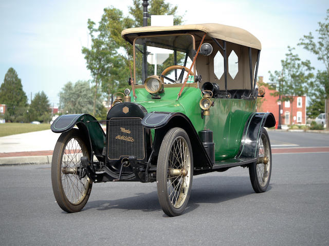 c.1913 Woods Mobilette Model 3-38 Gentleman's Roadster  Chassis no. 404