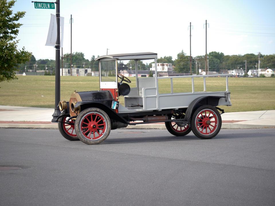 c.1918 Hahn ¾ Ton Pickup  Engine no. 501