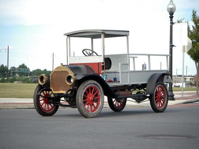 c.1920 Hahn Truck  Engine no. 501