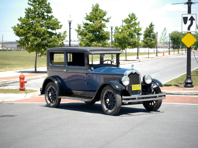 1926 Buick Two Door Coupe  Engine no. 1654980
