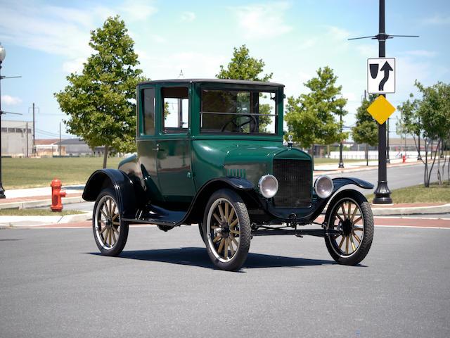 1924 Ford Model T Bustle Back  Engine no. 10259680