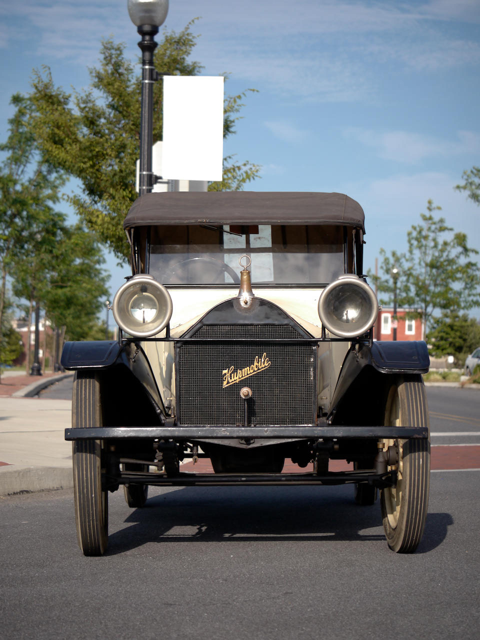 1913 Hupmobile Model 32 Two-Seater  Chassis no. H37154 Engine no. 36720