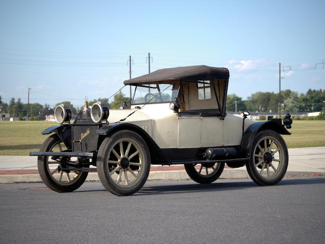 1912 Hupmobile Two Seater  Chassis no. H37154 Engine no. 36720