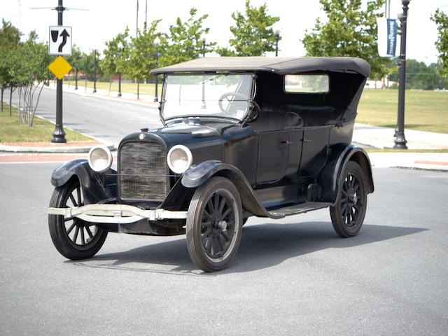 1923 Dodge Series 22 Tourer  Chassis no. 797562 Engine no. 850742