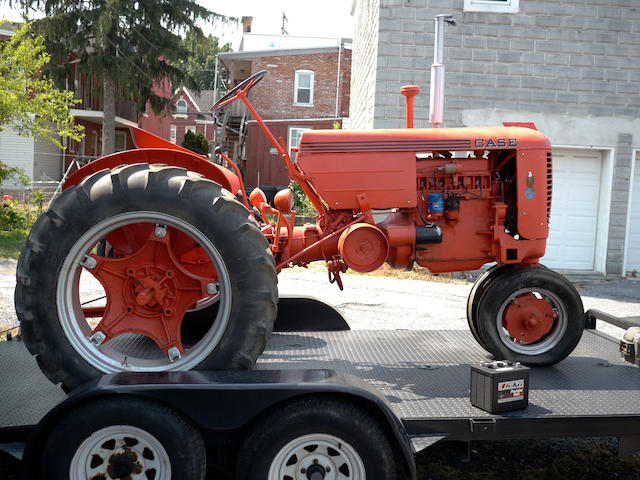 c.1942 Case Tractor  Chassis no. VAC5262266