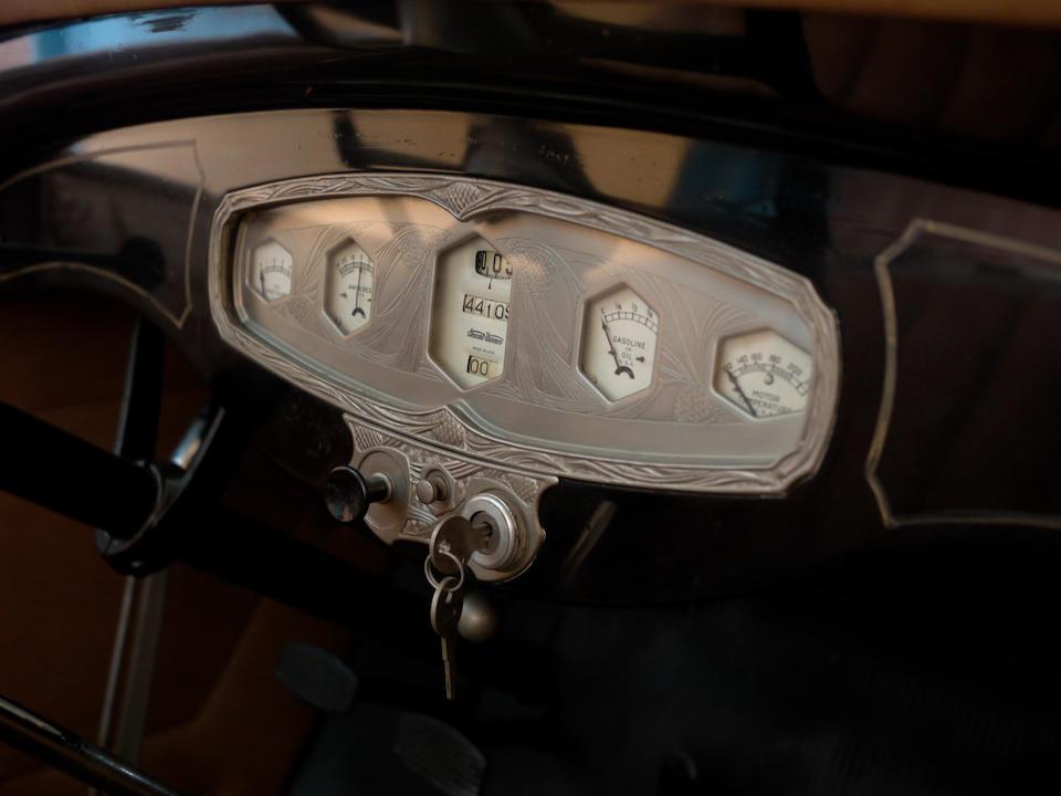 1929 Essex Challenger Phaeton  Chassis no. 1126406