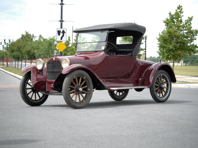 1921/2 Dodge Series 22 Roadster  Chassis no. 693490 Engine no. 751957